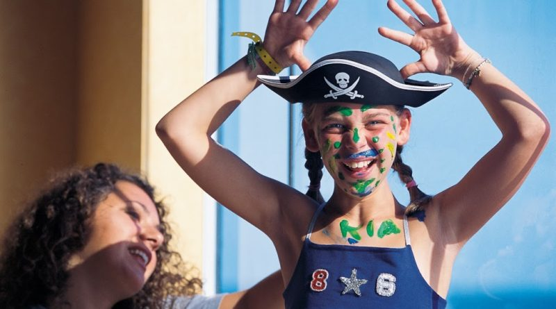 Cruise and Travel Report MSC Poesia Children at Play