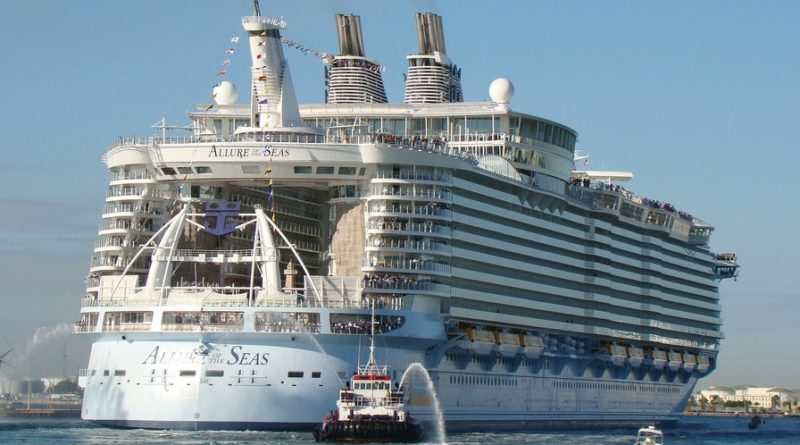Cruise and Travel Report Allure of the Seas
