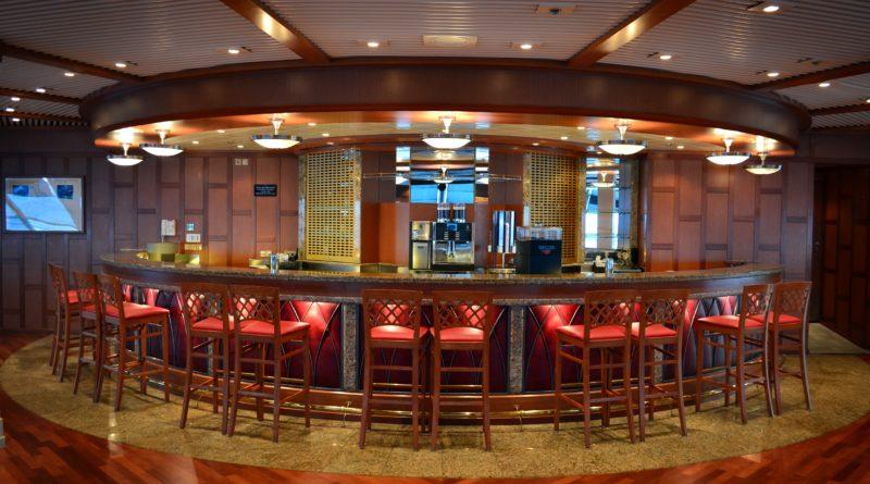Cruise and Travel Report Norwegian Cruise Line Lounge