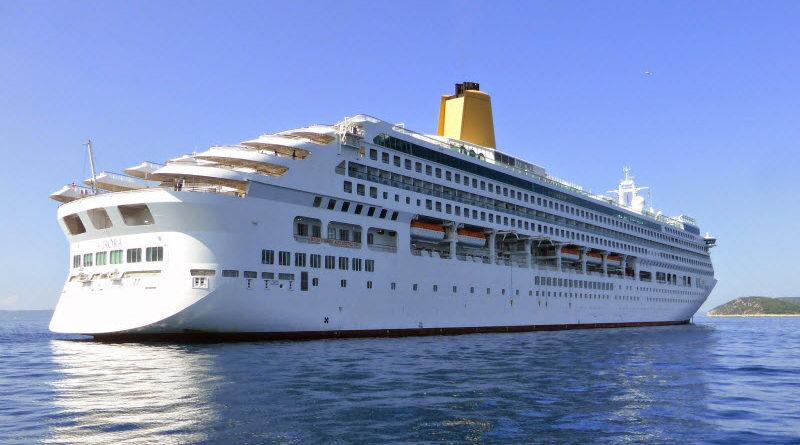 Cruise and Travel Report P&O Aurora