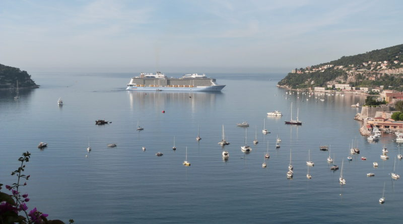 Cruise and Travel Report Anthem of the Seas in Villlefranche-sur-Mer