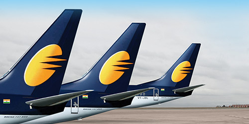 Jet Airways Suspends All Flights