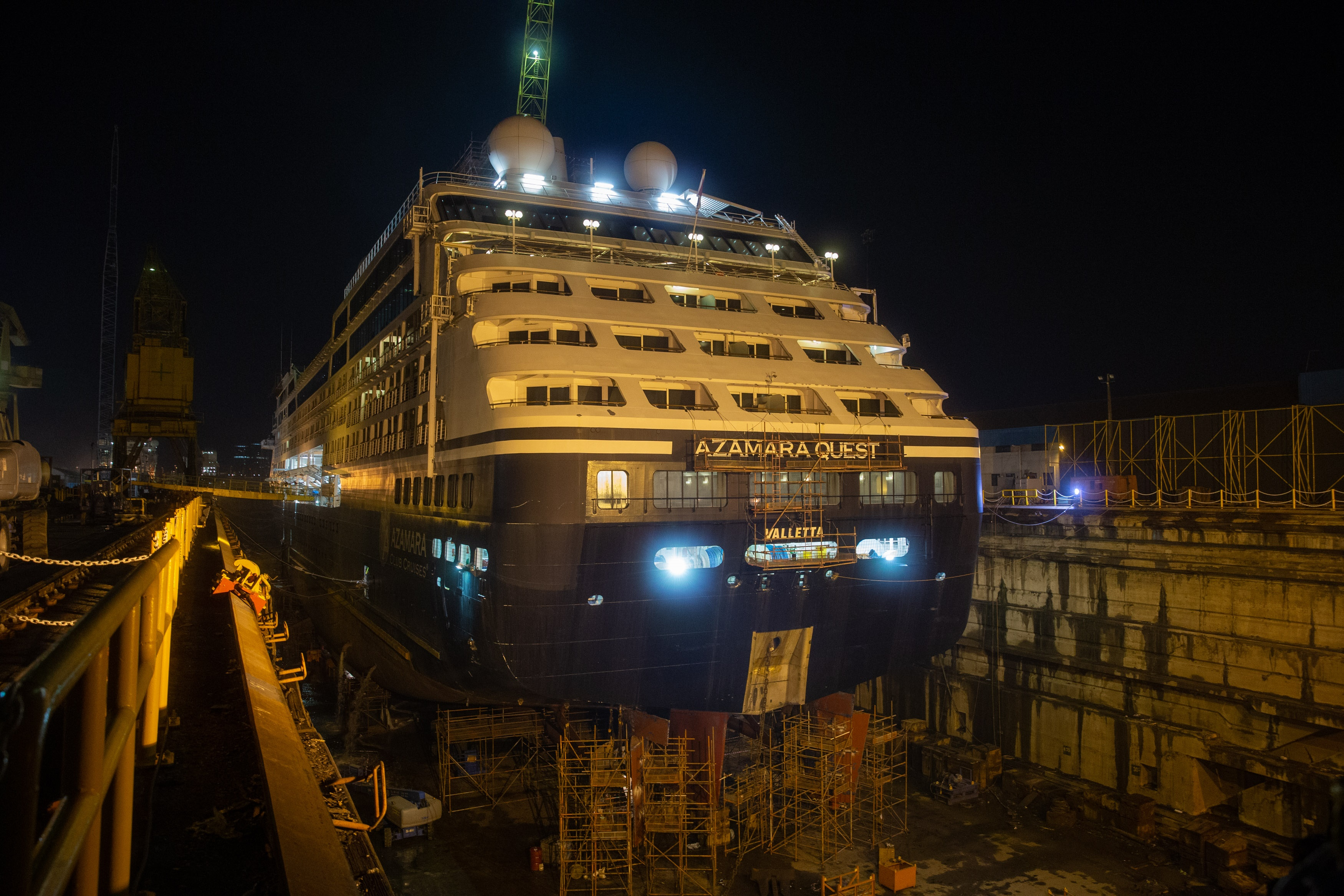 Azamara Club Cruises Announces Refurbishments to Azamara Quest