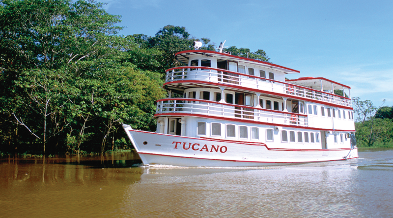 "Amazon Nature Tours Introduces ""Wilder"" Four Day Sailings Celebrating End of Brazilian Visas"