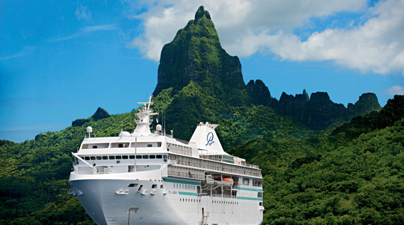 "Paul Gauguin Debuts ""Dream in Blue"" Special Offer – Disounts, Reduced Deposits & Shipboard Credit"