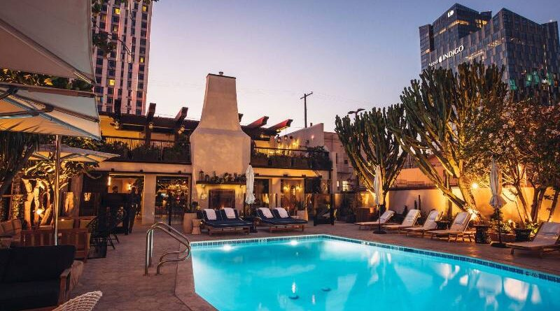 Downtown Los Angeles' Iconic Hotel Figueroa Joins The Unbound Collection by Hyatt Brand