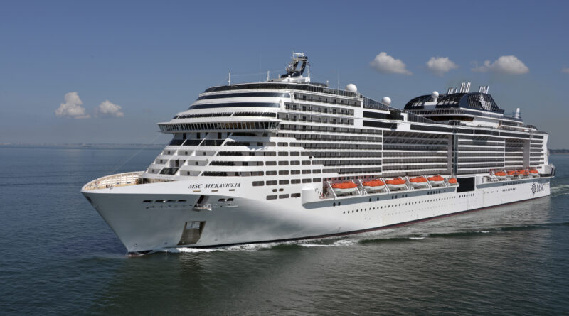 MSC Cruises to Resume Cruising from US Ports This Summer