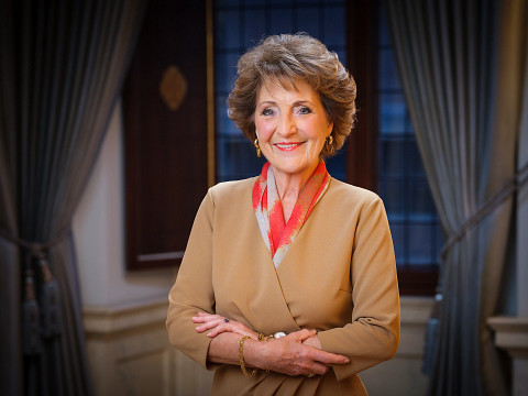 Holland America Names HRH Princess Margriet of the Netherlands Godmother of Rotterdam