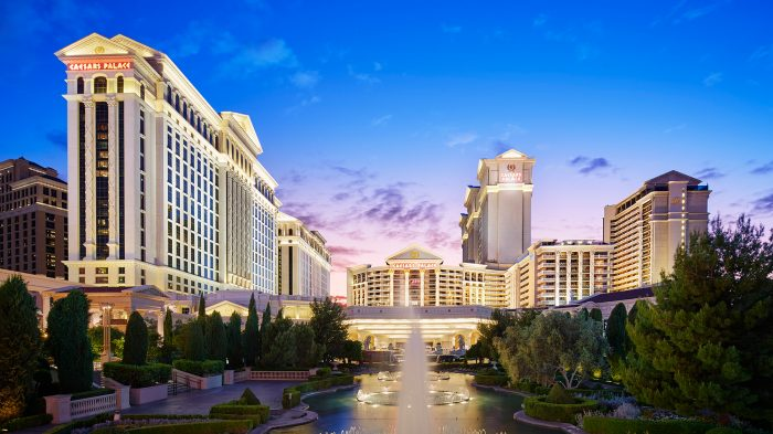 Caesars Entertainment Corporate Image