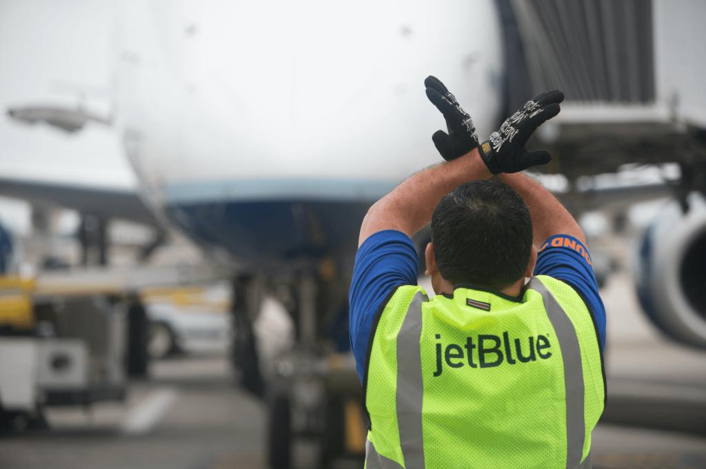 JetBlueGO-Crewmember