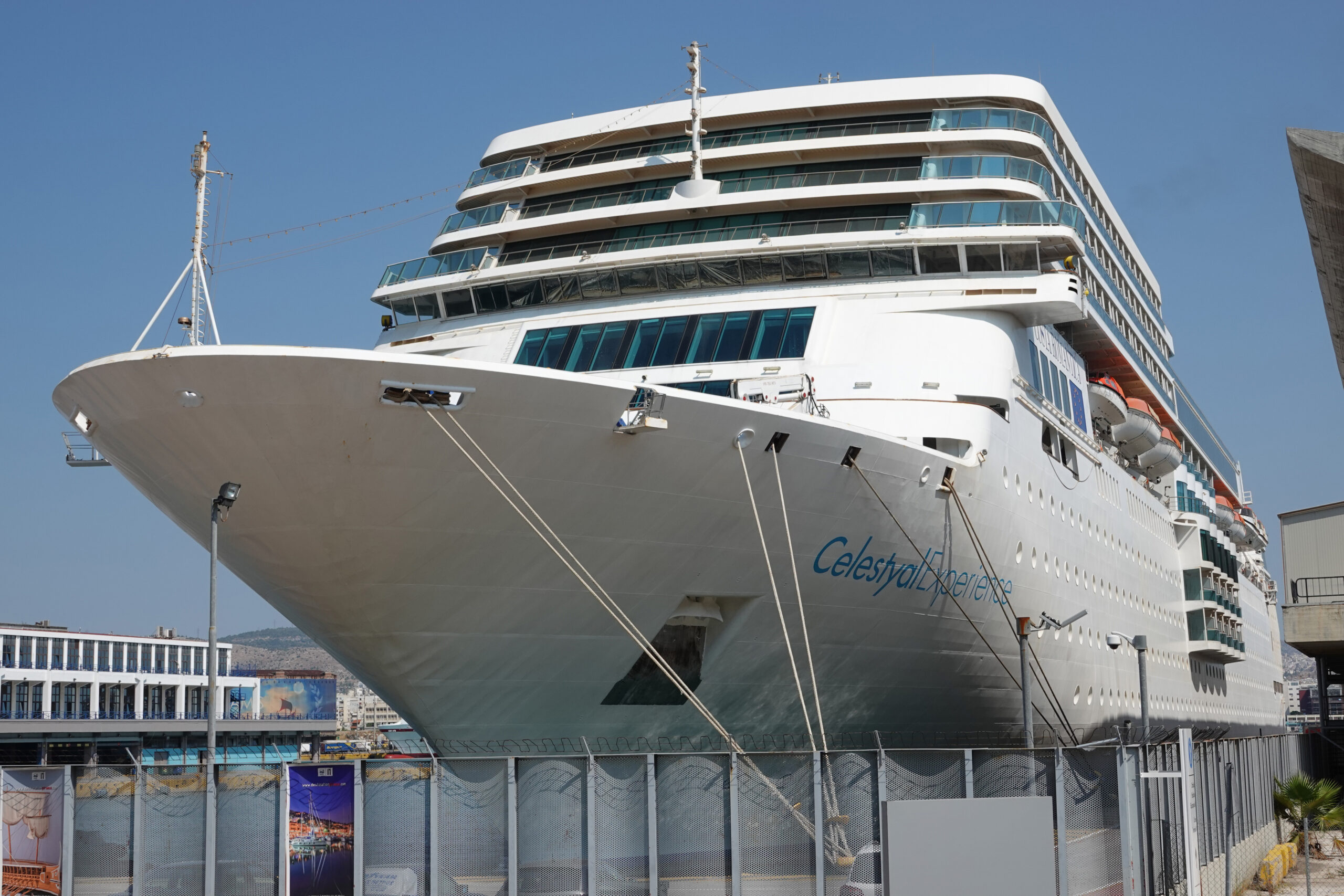 Celestyal Welcomes its Newest Ship the Celestyal Experience