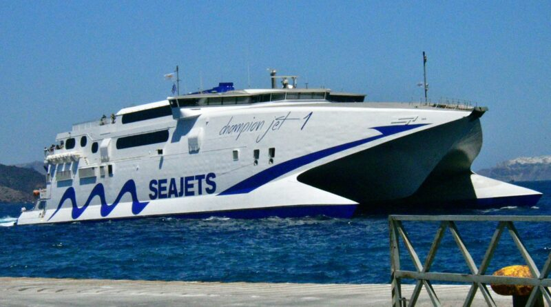 Seajets Are New Owners of Holland America's Veendam & Maasdam